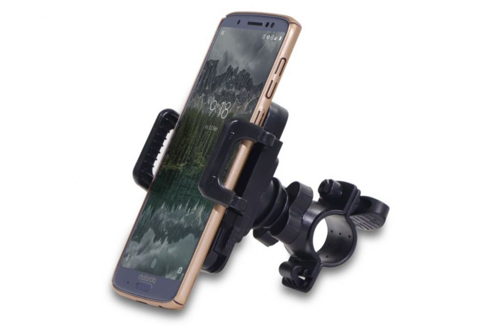 Streetwize Bicycle Phone Holder - Black